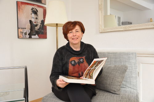 Gastgeberin Ramona Deinhardt