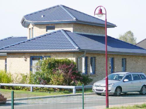 Ferienhaus Blauer Winkel am Woblitzsee