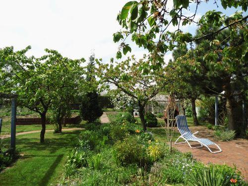 FH Gr�ner Winkel, gro�er Garten