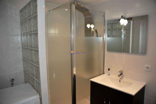 Neues Badezimmer im Februar 2012