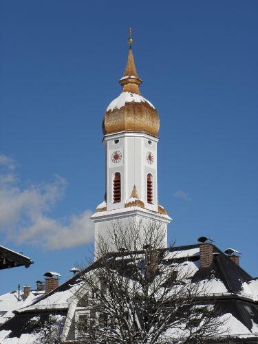 Sankt Martins Kirche