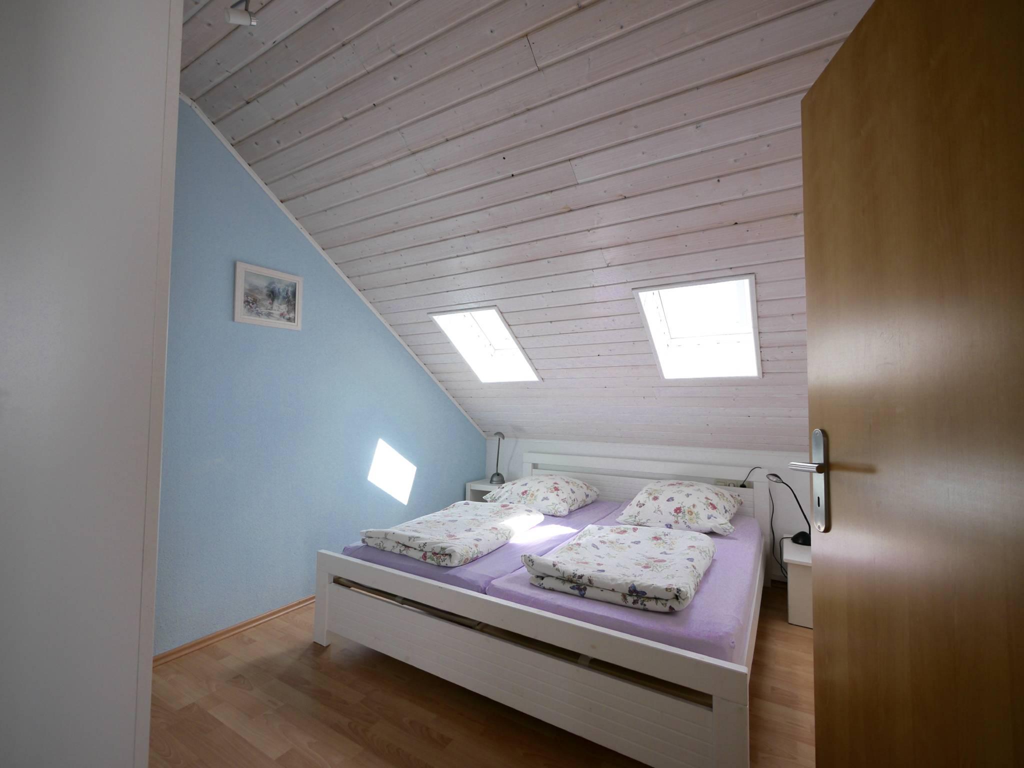 Neues Doppelbett