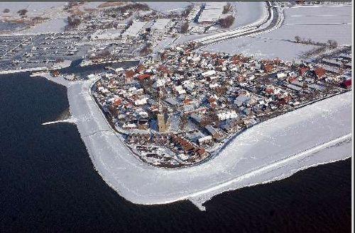 Eine historische Insel