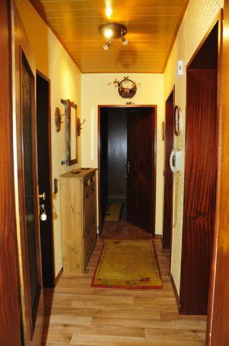 Eingang Wohnung 1