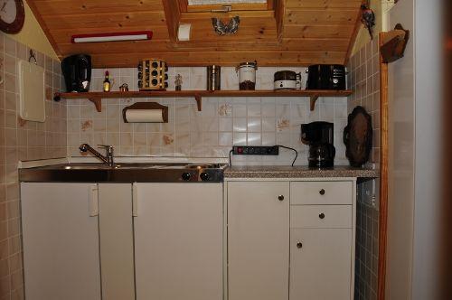 Kochnische / Wohnung 2