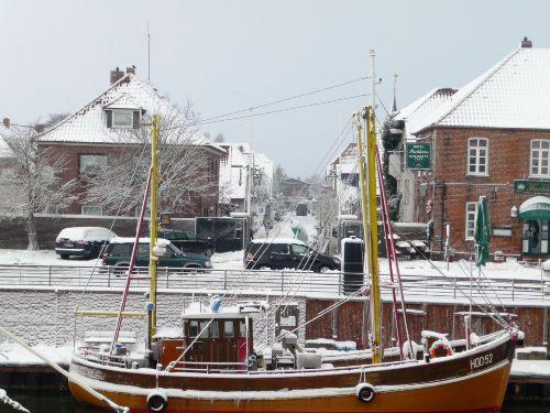 Winter in Friesland. Traumhaft schön!