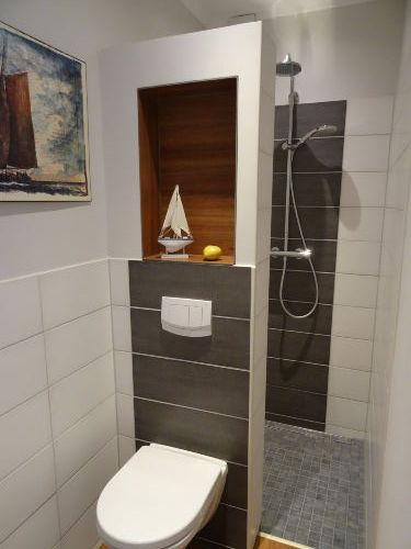 Ausschnitt Duschbad