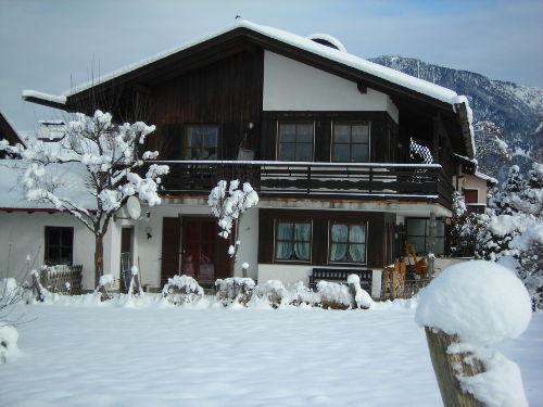 Winterferien in Garmisch