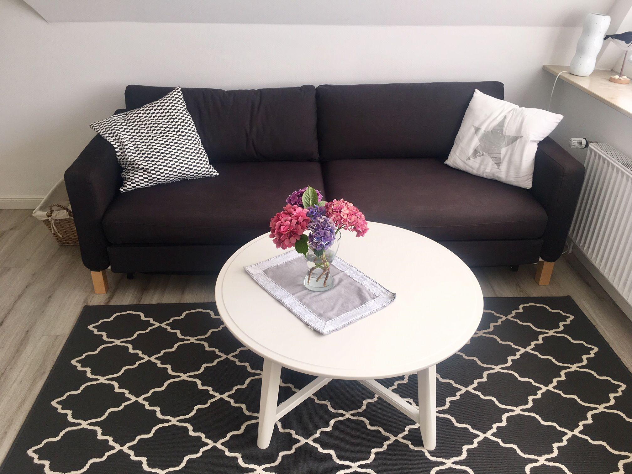 Ein sonniges, ger�umiges Wohnzimmer