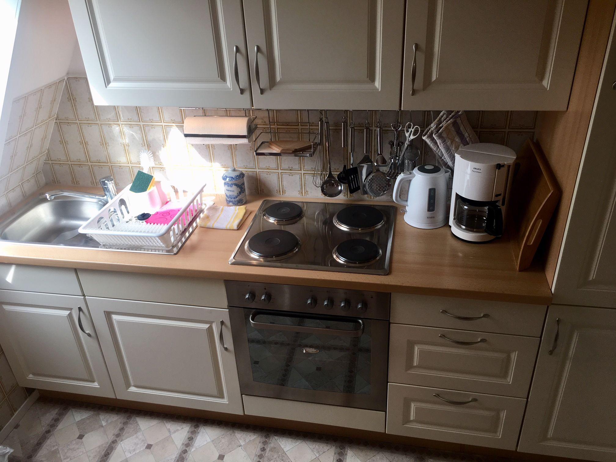 Einbauküche - hier macht Kochen Spaß!