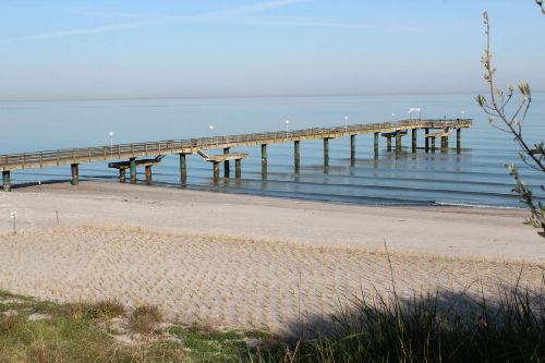 Die Seebrücke in Rerik
