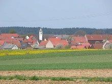 Ortschaft Breitenlesau