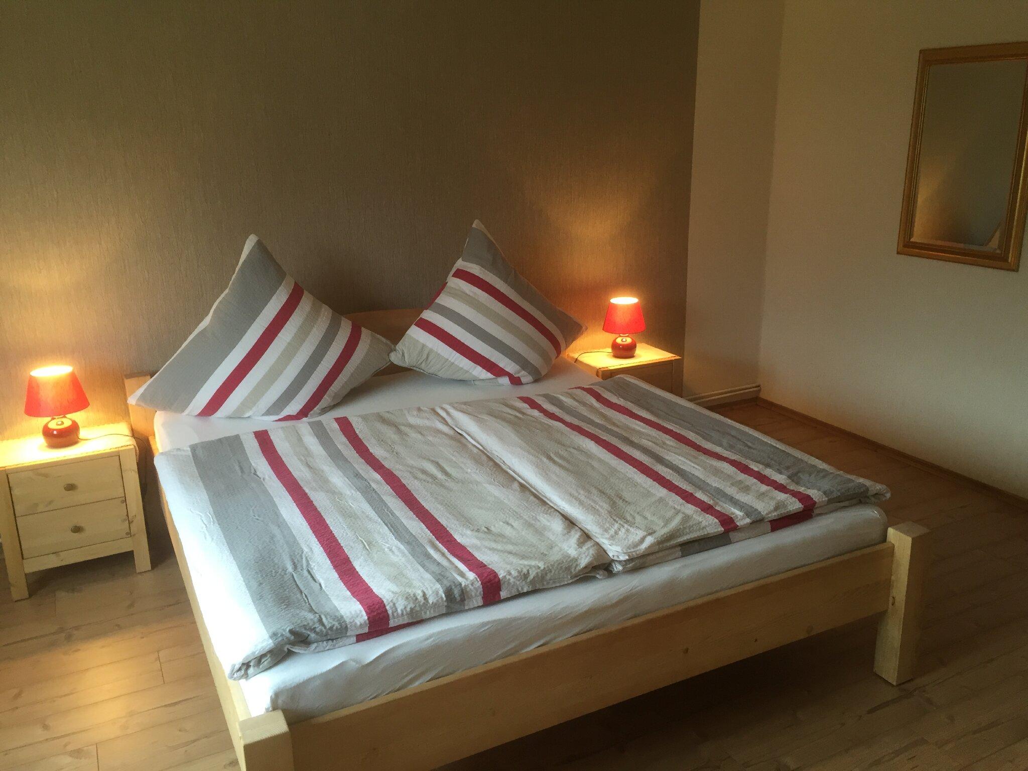 Schlafzimmer FeWo (Beispiel)
