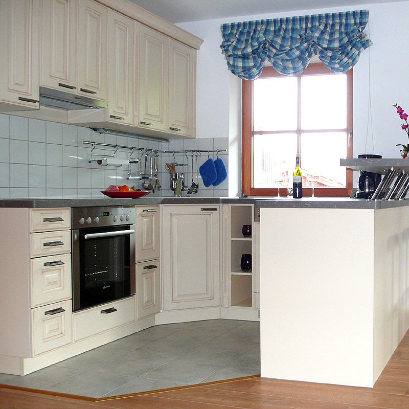 Moderne Küchenecke