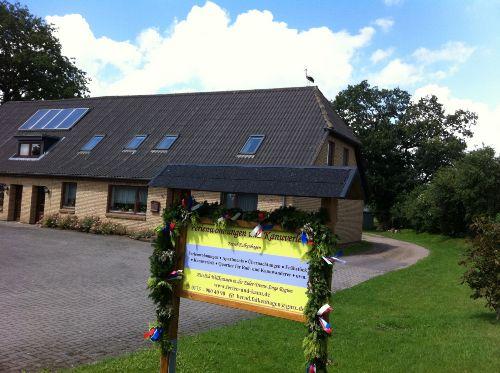 Wohnbereich kl. Apartment