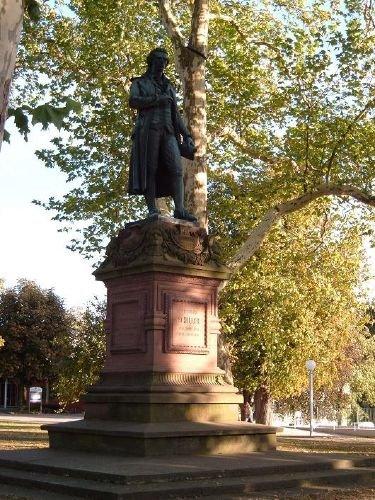 Denkmal Friedrich v. Schiller