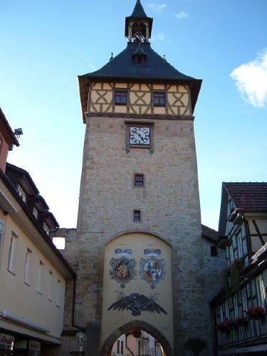 Marbacher Torturm