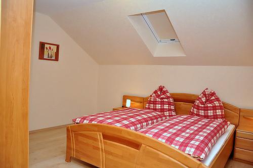 Ferienwohnung Kornblume (Schlafzimmer)