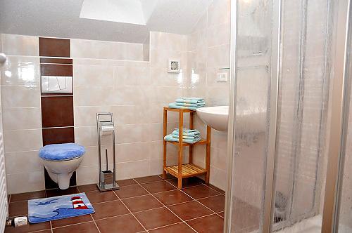 Ferienwohnung Kornblume (Dusche/WC)