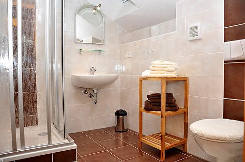 Ferienwohnung Maiglöckchen (Dusche/WC)