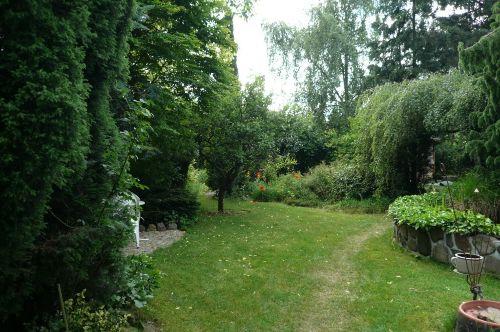 Garten zum Entspannen und Erholen.