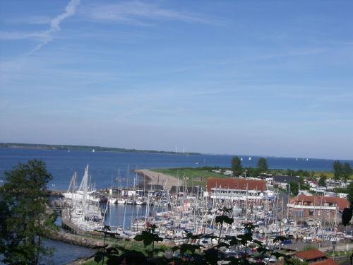 Yachthafen von Langballigau