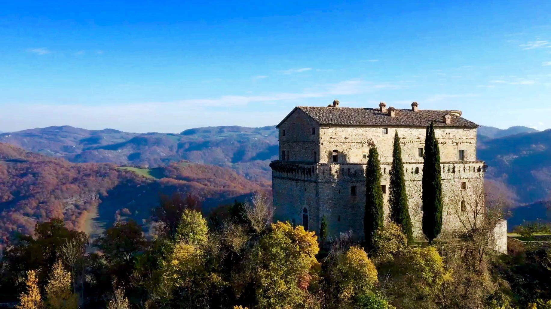 Rocca d'Aries - eine schöne Wanderung