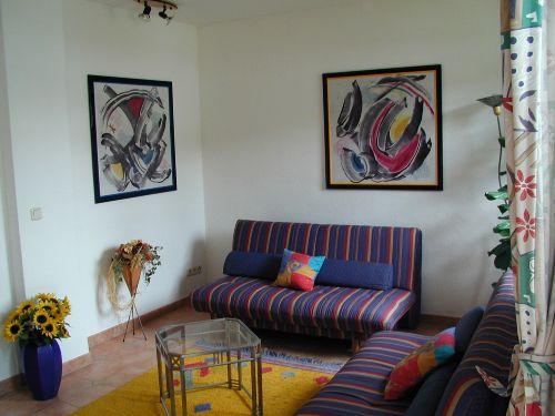 Wohnbereich Sitzgruppe