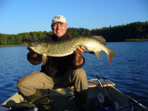 Paradies für Angler