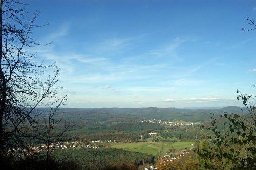 Fischbach im Pfälzerwald