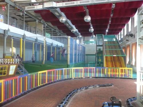 Indoorspielplatz (Rutsche,Trampolien) uvm.