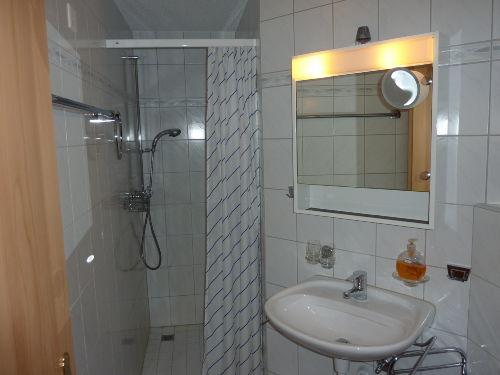 Duschbad, Dusche Waschbecken WC