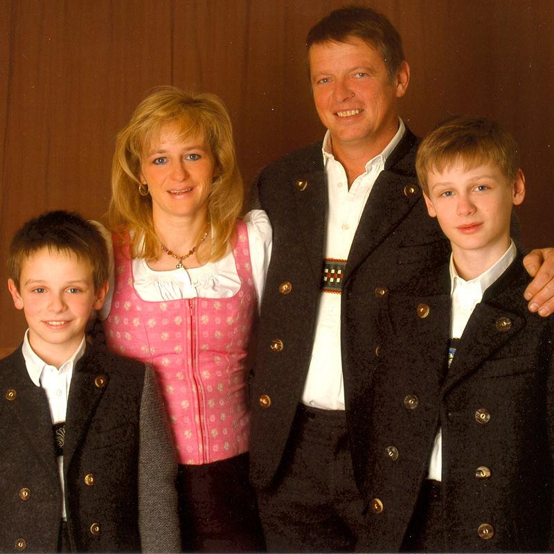 Familie Ostler