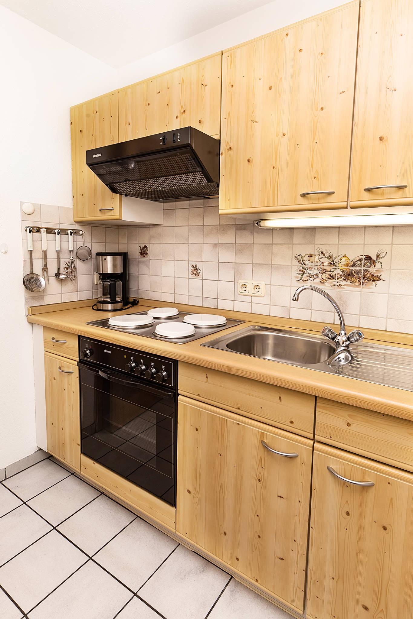 FW Alpspitze: Separate Küche