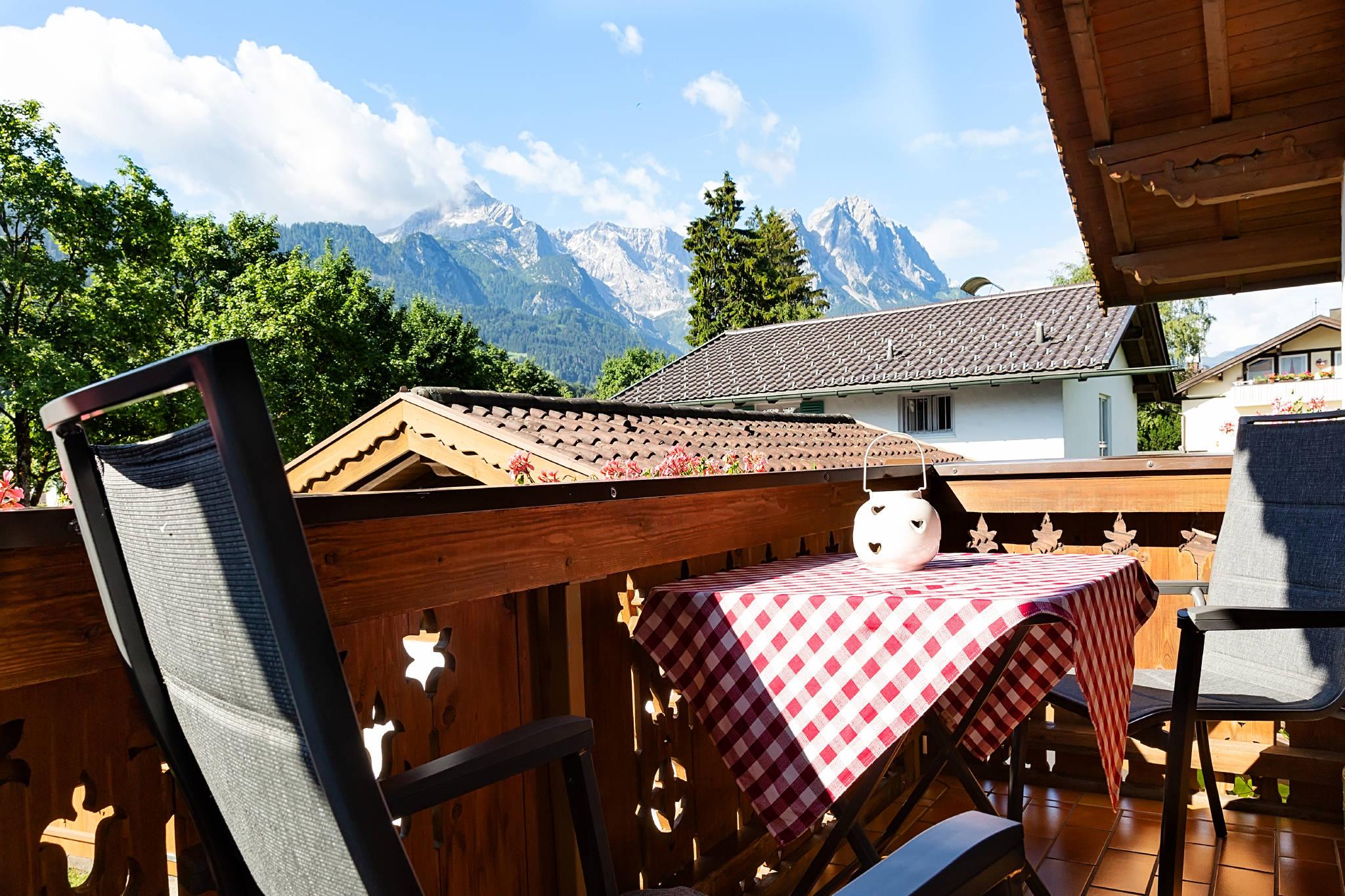 FW Alpspitze: Schlafzimmer