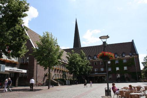 Rathaus - Dülmen Marketing eV