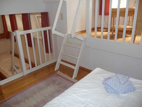 Kinderzimmer über 3 Ebenen