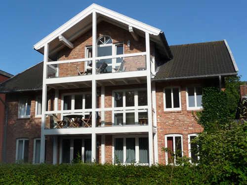 Haus am Sandwall (Gartenansicht)