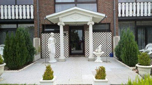 """Eingangsbereich Villa """"SONNE & MEER"""""""