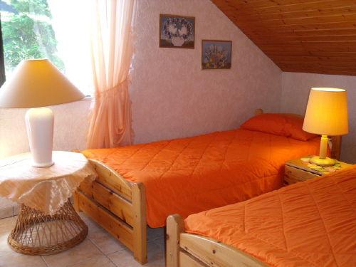 Schlafraum 2 (Kinder) - 3 Einzelbetten