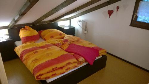 Schlafbereich Zimmer 2