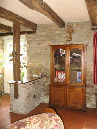 Detail Wohnzimmer