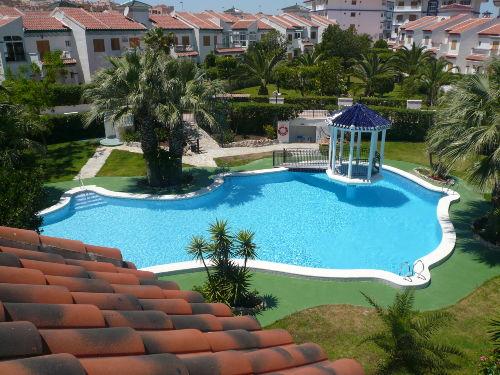 Pool- und Parkanlage ParqueMar 2