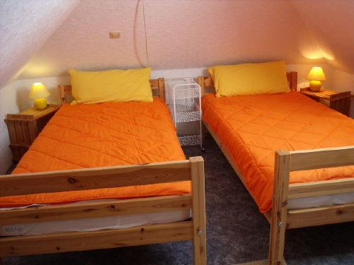 Schlafraum 3) -Schlafgalerie m.Meerblick