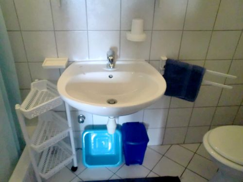 Apartment HANI, Gaeste Dusche-wc