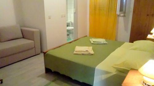 Apartment HANNI, das gruenes Zimmer