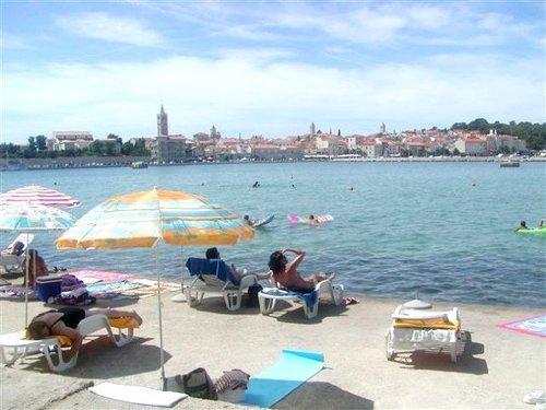 Strand Padova , 300 m vom Haus