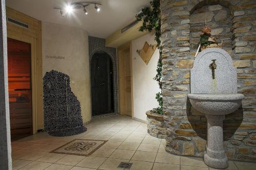 Sauna, Dampfbad, Massageduschen....