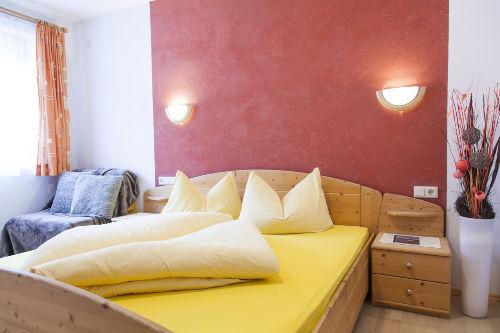 Whg Günther, Schlafzimmer