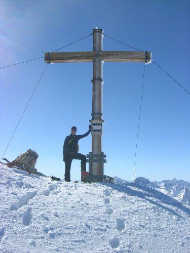 Geführte Skitouren im Tiroler Oberland